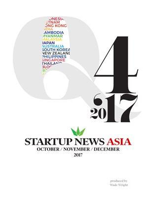 Q4 2017: Startup News Asia