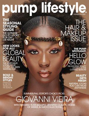 PUMP Magazine | The Hair & Makeup Edition | Vol.2