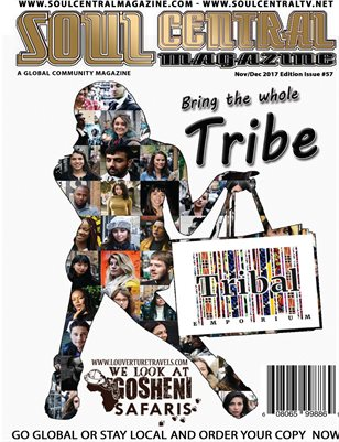 Soul Central Magazine Edition 57 Tribal Emporium