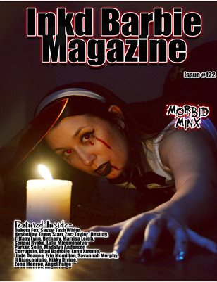Inkd Barbie Magazine Issue #122 - Morbid Minx