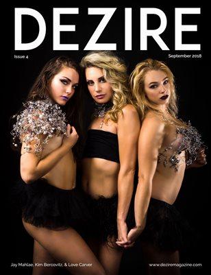 DEZIRE Magazine | Issue 4