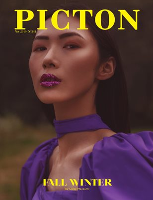 Picton Magazine November  2019 N341 Cover 3