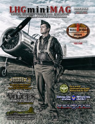 Living History Group Mini Magazine Issue 4