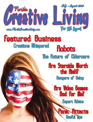 Florida Creative Living Magazine - Issue #6
