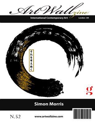 ARTwALL zine n.52: Simon Morris | Abstract Conceptual Art