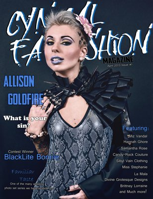 Cynical Fashion Mag Issue 1
