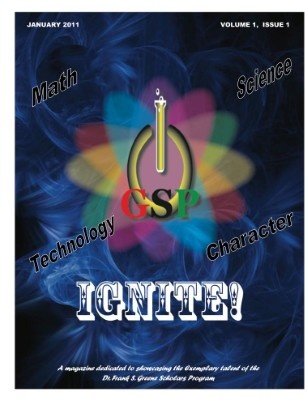 GSP Ignite  - Volume 1, Issue 1