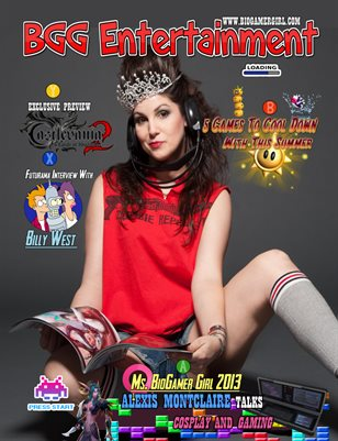 BGG Magazine #34 Summer 2013