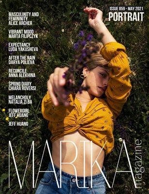 MARIKA MAGAZINE PORTRAIT (ISSUE 859 - MAY)