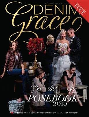 2015 Posebook, Issue 16 | Denim+Grace Magazine