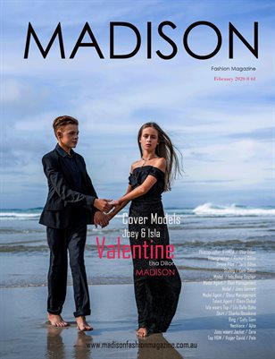 MADISON Fashion Magazine February 2020 # 61