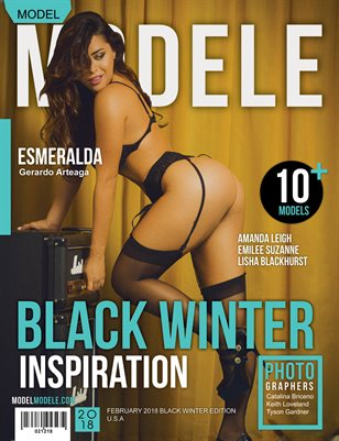 BLACK WINTER INSPIRATION: ESMERALDA