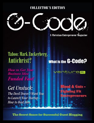G-Code Magazine - Collectors Edition