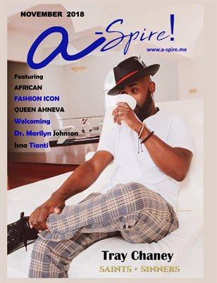 A-Spire Magazine November 2018