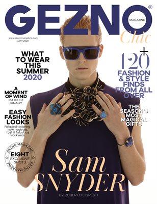 GEZNO Magazine May 2020 Issue #06