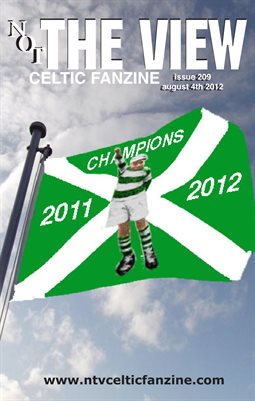 Not The View Celtic Fanzine issue 209