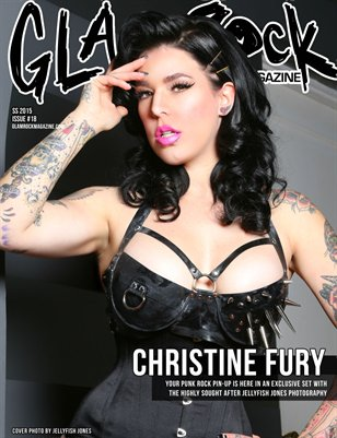 SS15 Issue 18 with Christine Fury