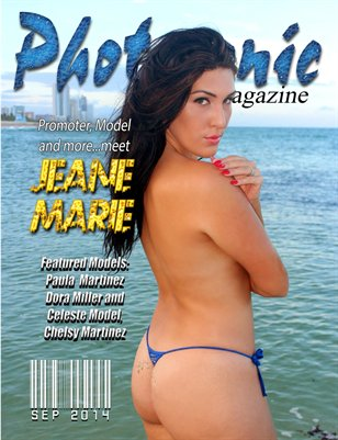 Photogenic Magazine featuring Jeane Marie
