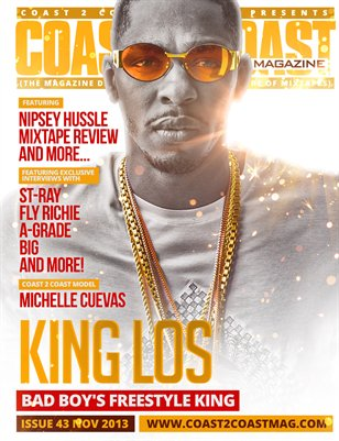 Coast 2 Coast Magazine Issue 43