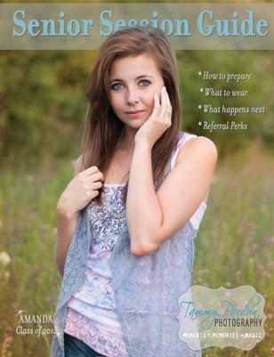 2014/2015 Senior Session Magazine