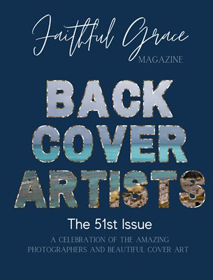 51. The Back Cover Artists Issue