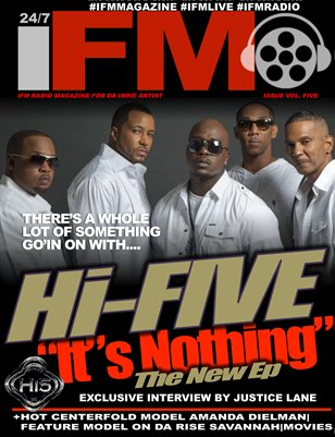 iFM Magazine Special Issue Vol. 5th
