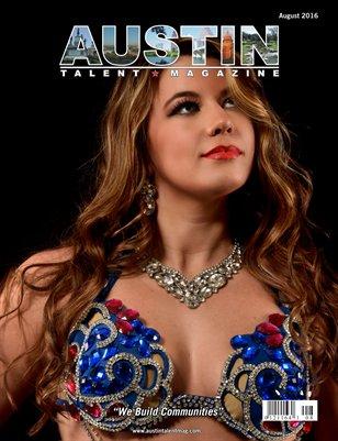 Austin Talent Magazine August 2016 Edition