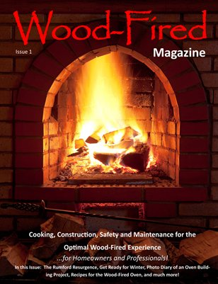 Wood-Fired Magazine #1