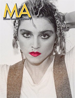 Madonna Archives Fanzine Issue 42 (cover 2)