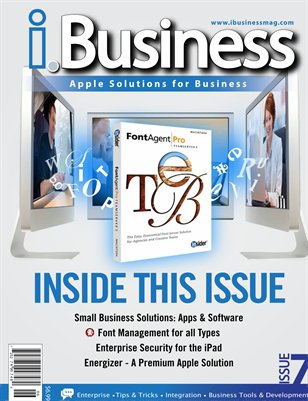 i.Business Magazine Issue #7