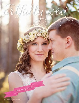 Artfully Wed Summer 2014