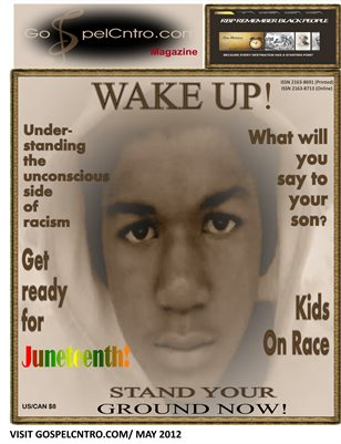 GospelCNTRO.com Magazine_ May 2012_Wake Up! Stand Your Ground!