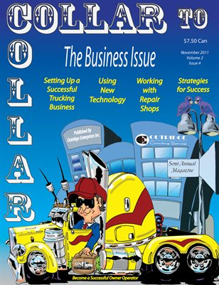 Collar to Collar Issue 4 - The Business Issue