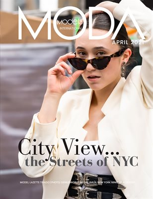 MODA MODELS - GeniusWorld Media Cover