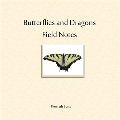 butterfly field notes