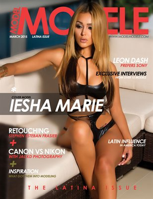 Model Modele Magazine Presents The Latina Issue