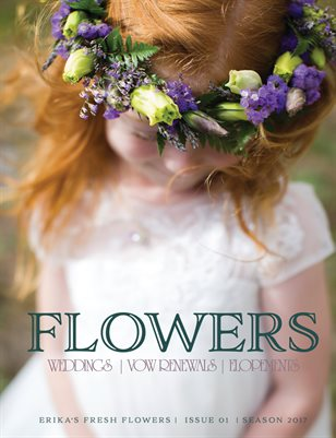 Erika's Fresh Flowers Magazine