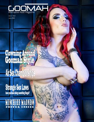 Goomah Magazine - June 2014