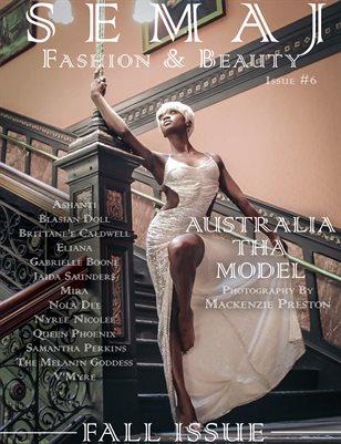 SEMAJ Fashion & Beauty Issue 5 (Fall Issue)