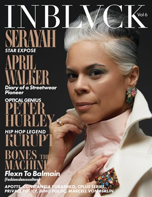 IN BLACK VOL 6 APRIL WALKER COVER
