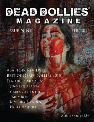 Dead Dollies Magazine Issue 9