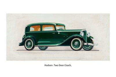 Hudson- Two Door Coach