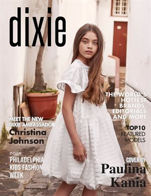 Dixie Magazine - July 2018