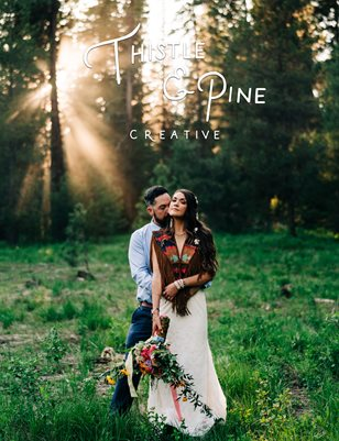 Updated Thistle & Pine Wedding Guide
