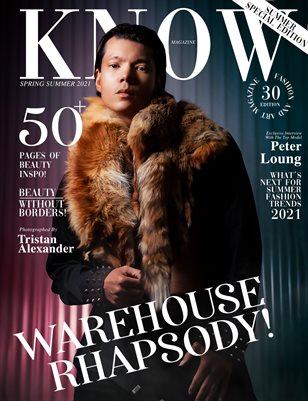 KNOW magazine_WAREHOUSE RHAPSODY!