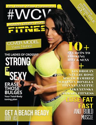 WCW Magazine Fitness Edition Vol 1 Nunu