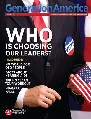 April Magazine for Generation America
