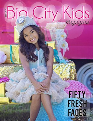 Big City Kids Magazine | Fifty Fresh Faces