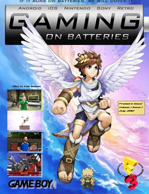 Gaming on Batteries Magazine #1