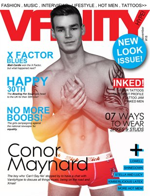 VanityHype magazine Issue 18